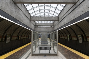Architecture-of-TTC-Glencairn-Station-in-Toronto